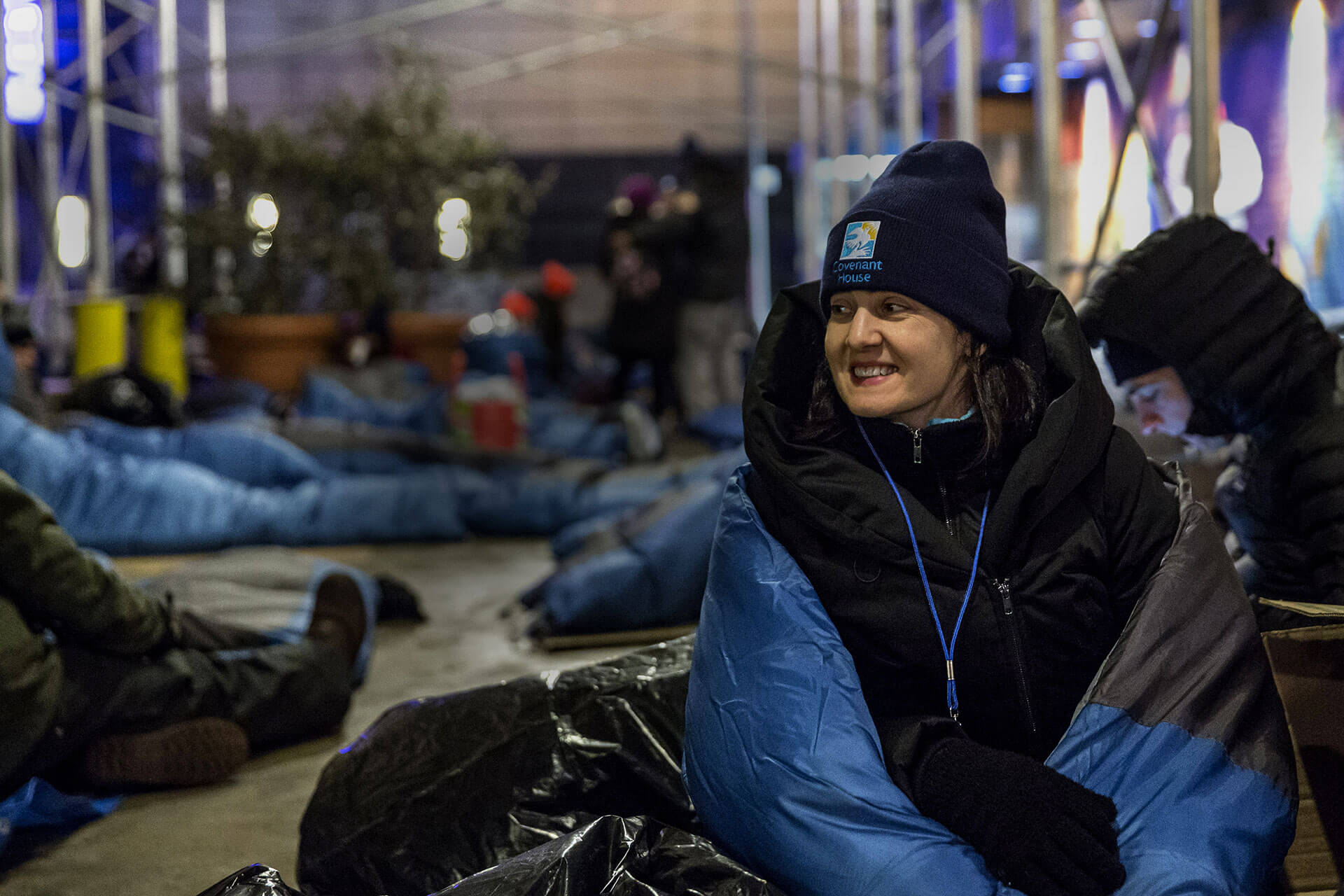 Young And Homeless In America >> Sleep Out Covenant House