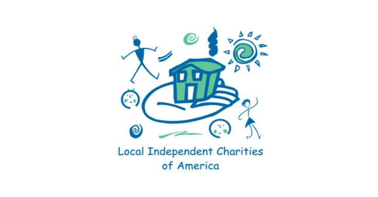 Local Independent Charities of America Logo